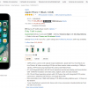 Apple iPhone 7 Discount Price in India at Amazon