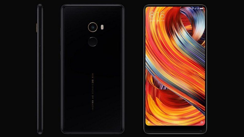Xiaomi Mi MIX 2 Features