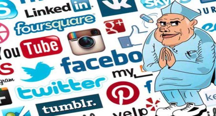 Image result for social media in india