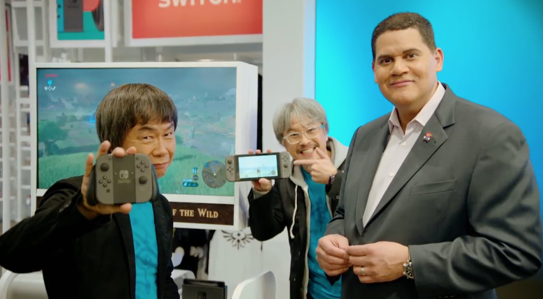 THE SWITCH IS FOR OLD PEOPLE, AND THAT\u0027S AWESOME - BY MR BIFFO