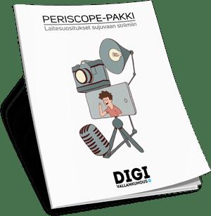 Periscope työkalut