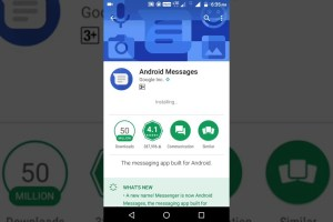 Google is finally bringing Android Messages to the web