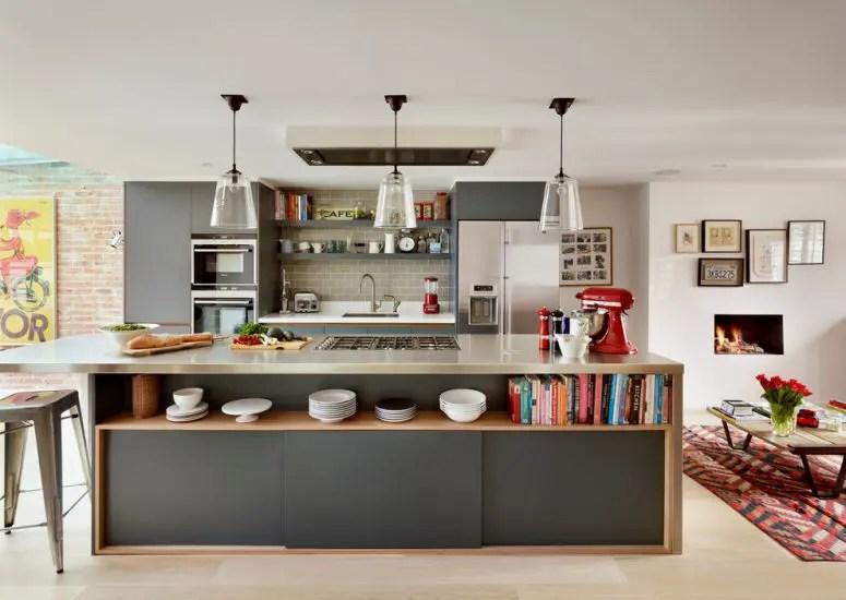 125 Awesome Kitchen Island Design Ideas - DigsDigs - kitchen islands designs