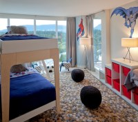 55 Wonderful Boys Room Design Ideas - DigsDigs