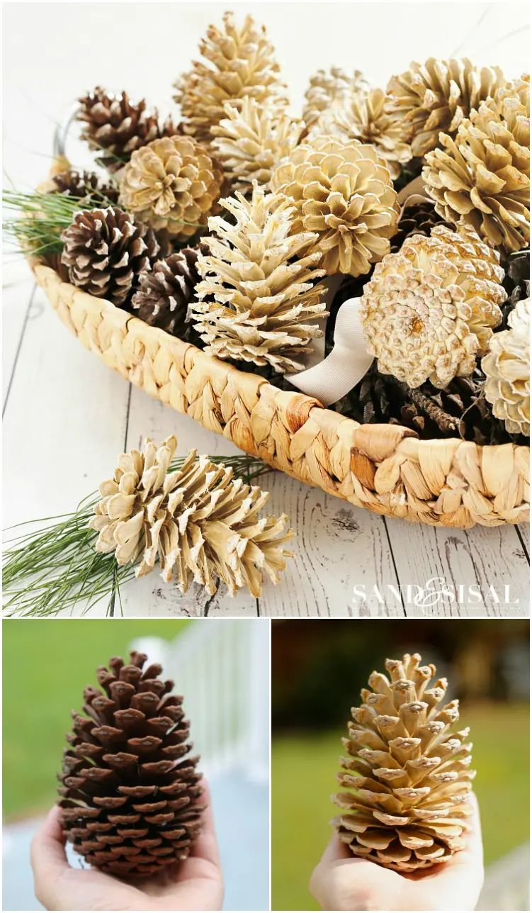 51 exquisite totally white vintage christmas ideas digsdigs - 51 Exquisite Totally White Vintage Christmas Ideas Digsdigs Awesome Outdoor And Indoor Pinecone Decorations For Download