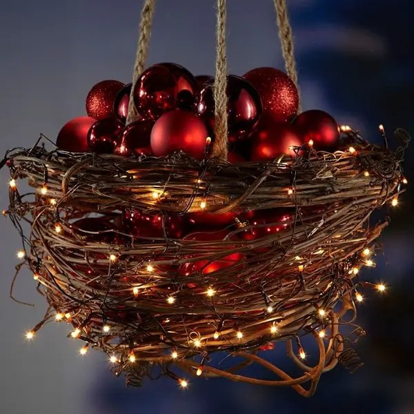 95 Amazing Outdoor Christmas Decorations - DigsDigs - lighted outdoor christmas decorations
