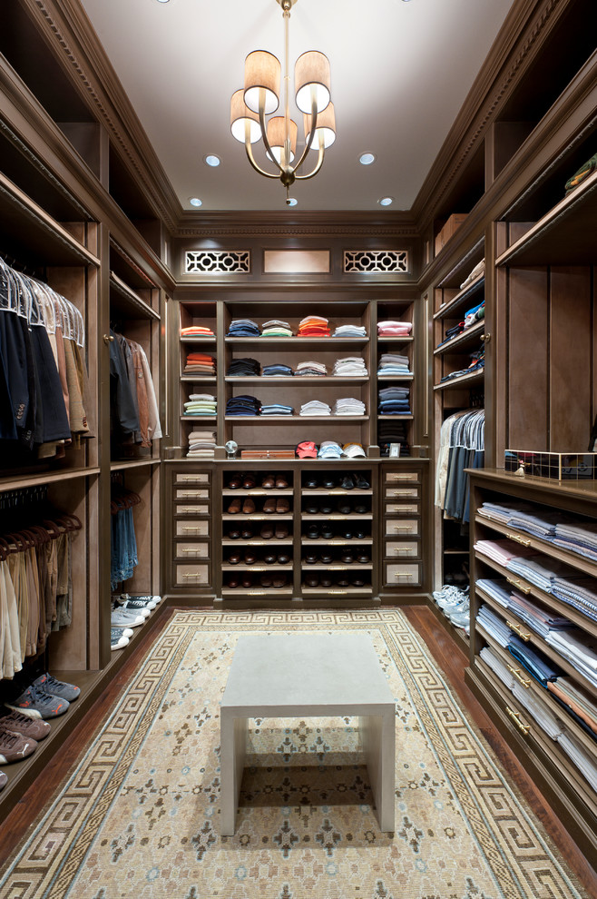 100 Stylish And Exciting Walk-In Closet Design Ideas - DigsDigs