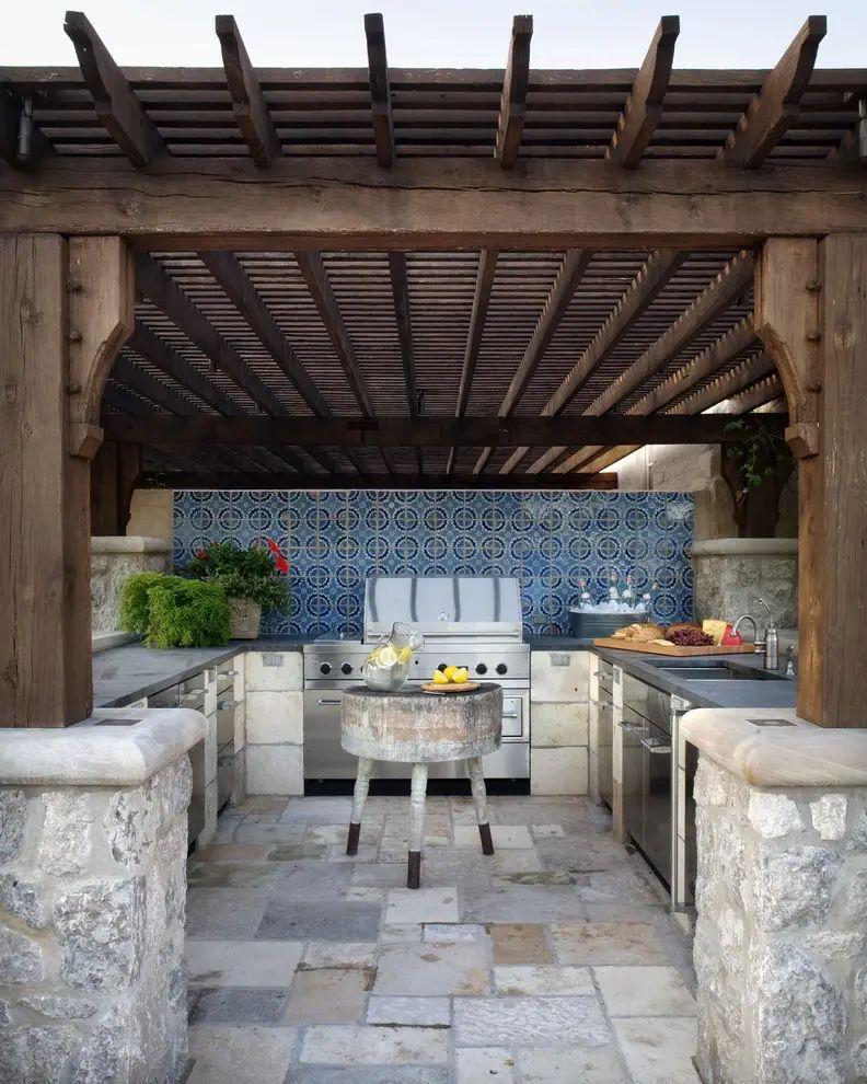 patio kitchens design