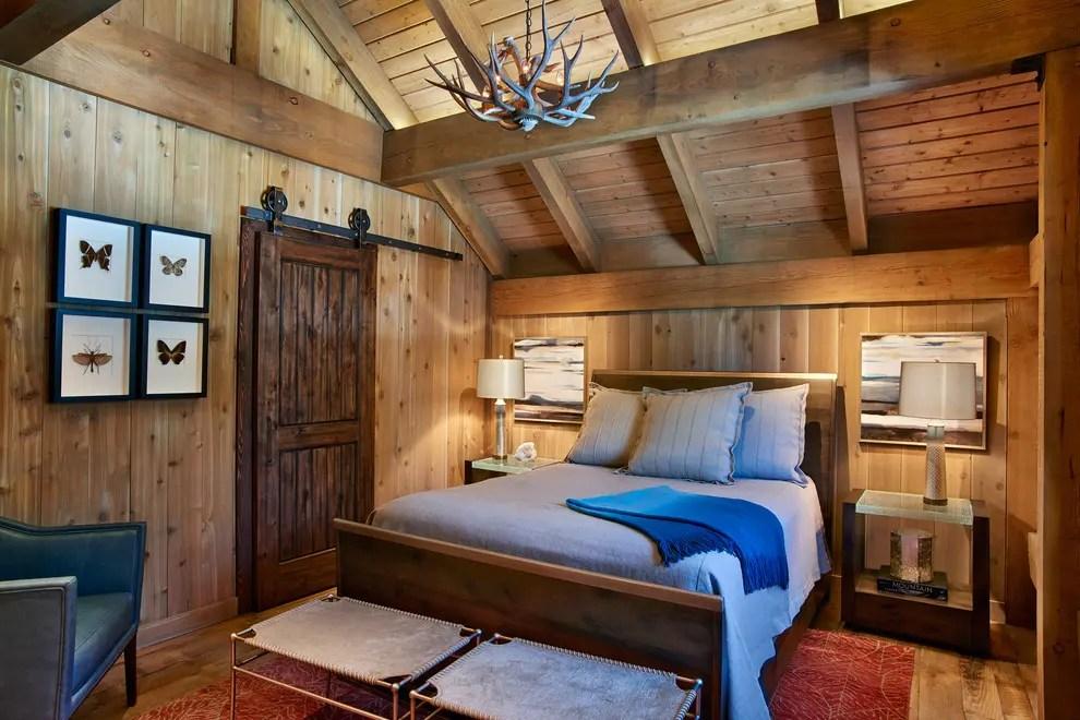 65 Cozy Rustic Bedroom Design Ideas