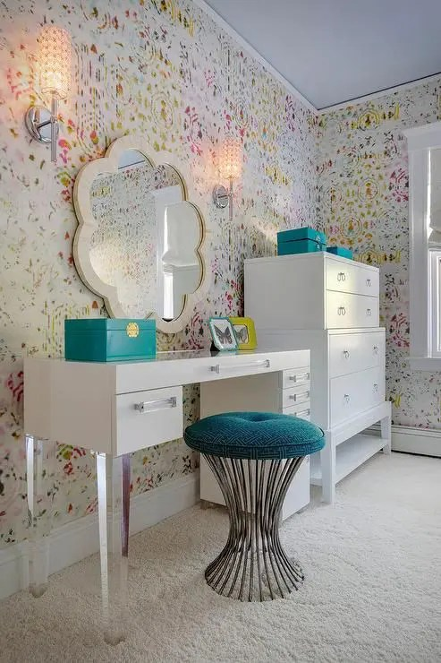 A Girly Girl Wallpapers 34 Ideas To Organize And Decorate A Teen Girl Bedroom