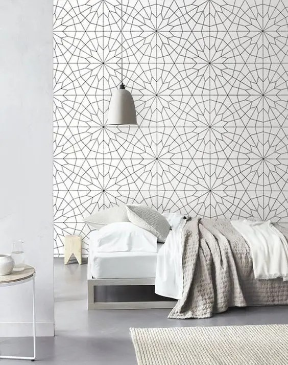 Cute Wallpapers For Girl Rooms 31 Wallpaper Accent Walls That Are Worth Pinning Digsdigs