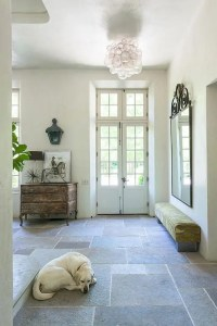 25 Stone Flooring Ideas With Pros And Cons - DigsDigs