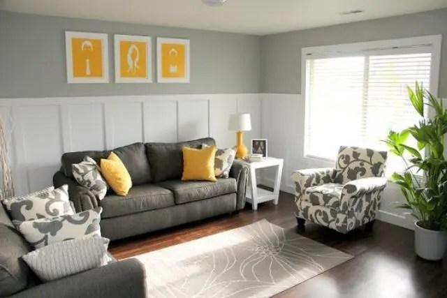 29 Stylish Grey And Yellow Living Room Decor Ideas Digsdigs
