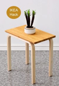 40 Amazing IKEA Frosta Stool Ideas And Hacks - DigsDigs