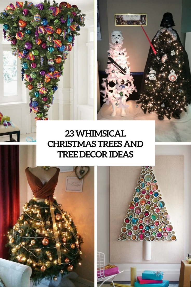 51 exquisite totally white vintage christmas ideas digsdigs - 51 Exquisite Totally White Vintage Christmas Ideas Digsdigs 23 Whimsical Christmas Trees And Tree D Download