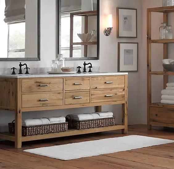 rustic bathroom vanities cool