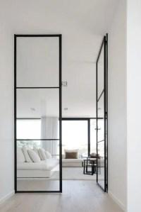 33 Stylish Interior Glass Doors Ideas To Rock - DigsDigs