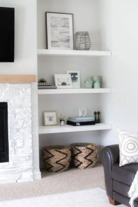 35 Floating Shelves Ideas For Different Rooms - DigsDigs