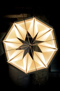 InMOOV Pendant Lamps Inspired By Flowers Opening - DigsDigs
