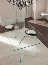 30 Ways To Incorporate A Glass Dining Table Into Your ...