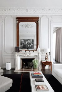 How To Style An Antique Fireplace: 27 Ideas - DigsDigs