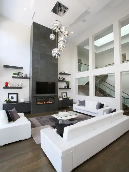 25 Modern Living Rooms That Catch An Eye - DigsDigs - modern living rooms