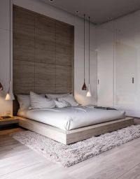 3 Tips And 25 Ideas For A Modern Bedroom - DigsDigs
