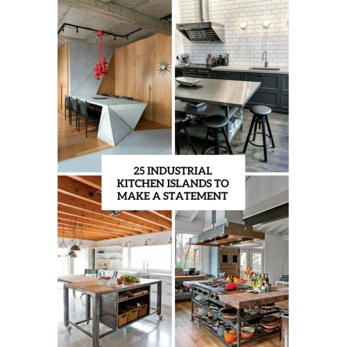 Medium Crop Of Industrial Kitchen Islands