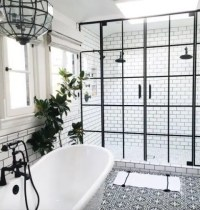41 Cool Bathroom Floor Tiles Ideas You Should Try - DigsDigs