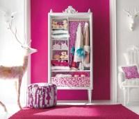 Charming and Opulent Pink Girls Room  Altamoda Girl ...