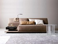 Contemporary Comfortable Sofa Bed by Molteni | DigsDigs