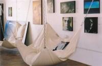 Cool Indoor Hammock  Le Beanock | DigsDigs