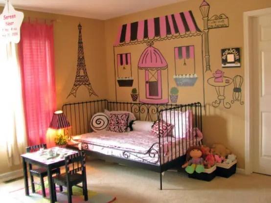 27 Cool Kids Bedroom Theme Ideas - DigsDigs - bedroom theme ideas