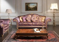 Luxury Classic Sofa and Armchairs  Imperial by Vimercati ...