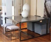 Dining Table: Modern Minimalist Dining Table