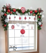 Pinterest Christmas Window Decoration Ideas