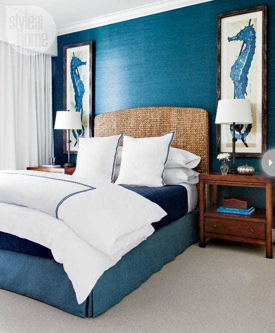 49 Beautiful Beach And Sea Themed Bedroom Designs - DigsDigs - bedroom theme ideas