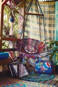 37 Beautiful Bohemian Patio Designs - DigsDigs