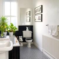 71 Cool Black And White Bathroom Design Ideas