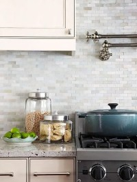 27 Ceramic Tiles Kitchen Backsplashes That Catch Your Eye ...