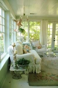 26 Charming And Inspiring Vintage Sunroom Dcor Ideas ...