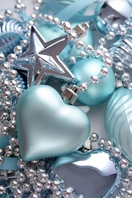 Cute Baby Stylish Wallpaper 35 Silver And Blue D 233 Cor Ideas For Christmas And New Year