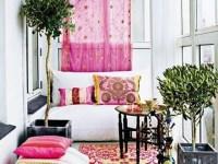 24 Colorful Boho Chic Balcony Dcor Ideas | DigsDigs
