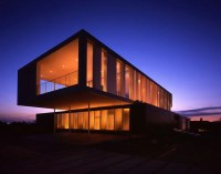 Contemporary Modern House in Chilean Countryside  Gatica ...
