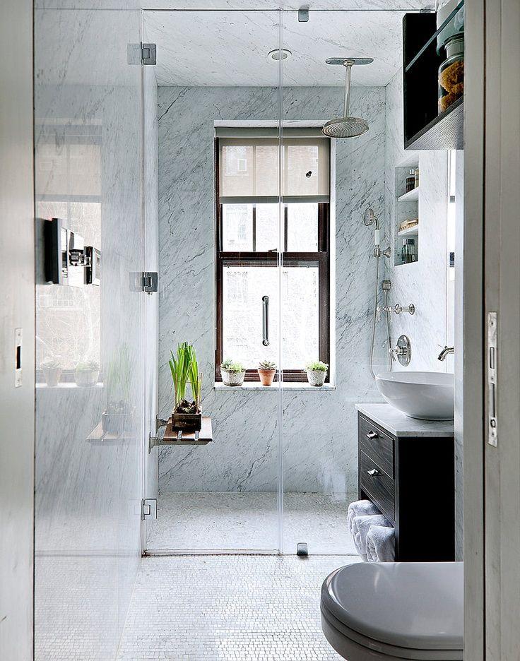 26 Cool And Stylish Small Bathroom Design Ideas - DigsDigs - design ideas for small bathrooms