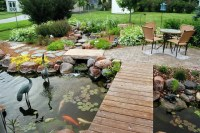Backyard Ideas, Pond Ideas, Garden Ideas, Backyard Ponds ...
