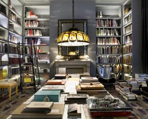 Terrific Home Library Design Ideas 2015
