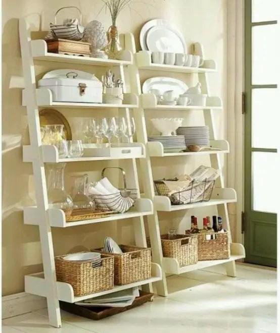 56 Useful Kitchen Storage Ideas - DigsDigs - kitchen storage ideas for small spaces