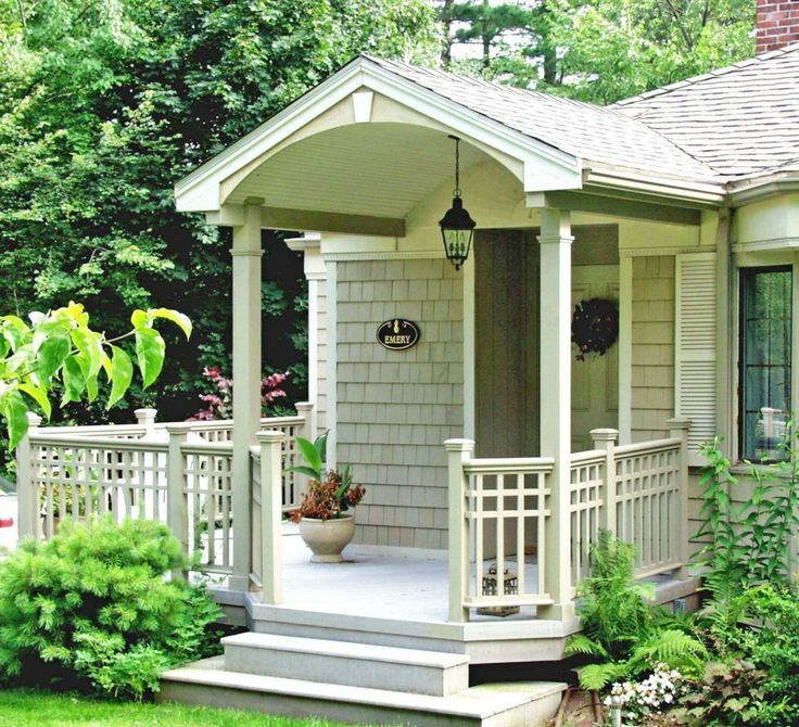 small house front porch designs ideas