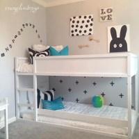 35 Cool IKEA Kura Beds Ideas For Your Kids Rooms | DigsDigs